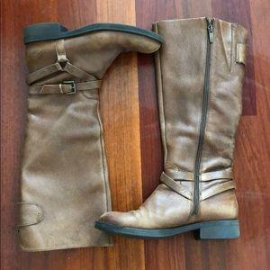 Enzo Angiolini Saevon Brown Boots